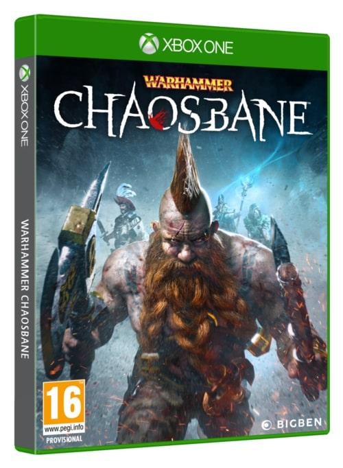 Warhammer: Chaosbane (XOne) PL