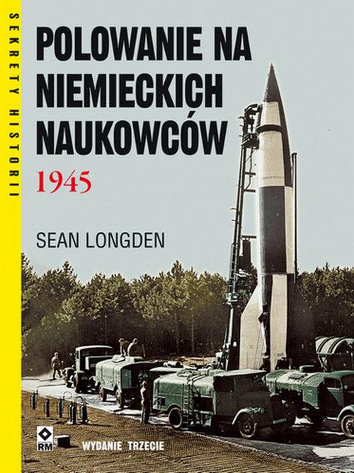 Polowanie na niemieckich naukowców 1945