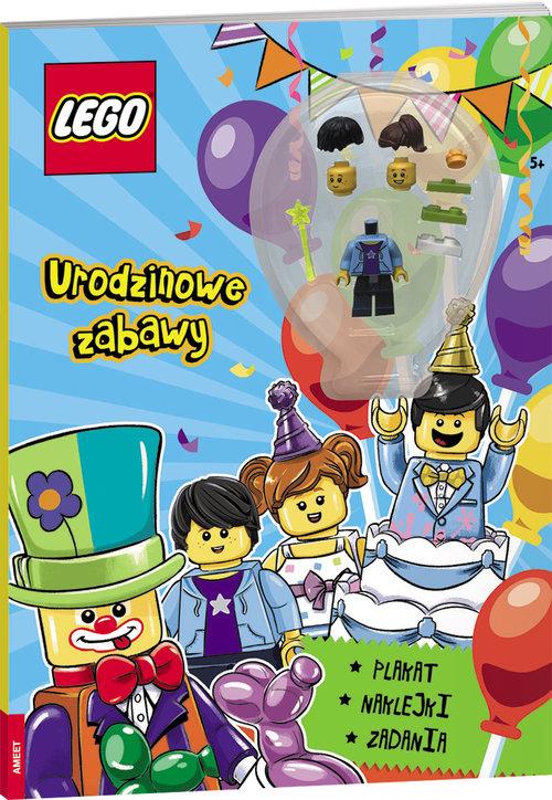 LEGO Urodzinowe zabawy