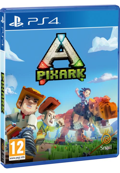 PixArk (PS4) PL