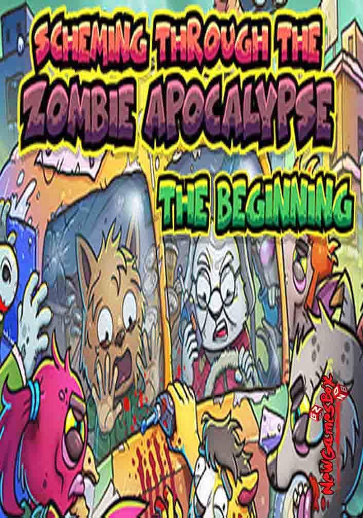 Scheming Through The Zombie Apocalypse: The Beginning (PC) DIGITAL