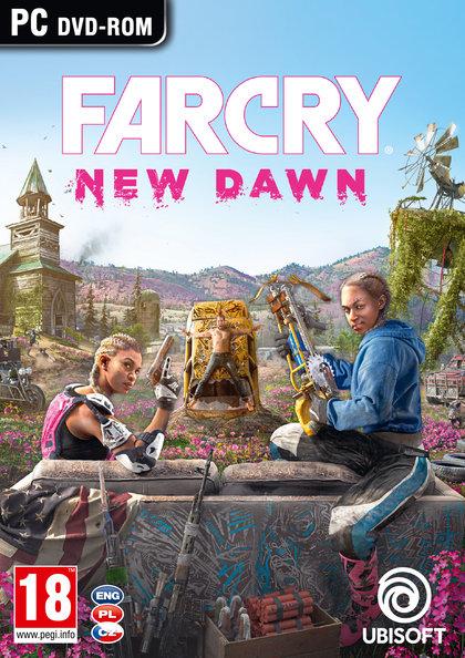 Far Cry New Dawn (PC) klucz Uplay