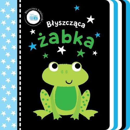 Błyszczące książeczki Błyszcząca żabka