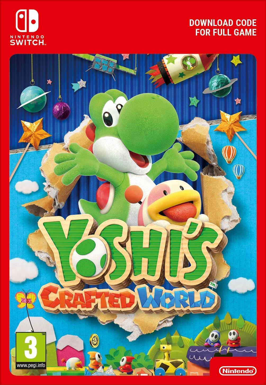 Yoshi's Crafted World (Switch) Digital