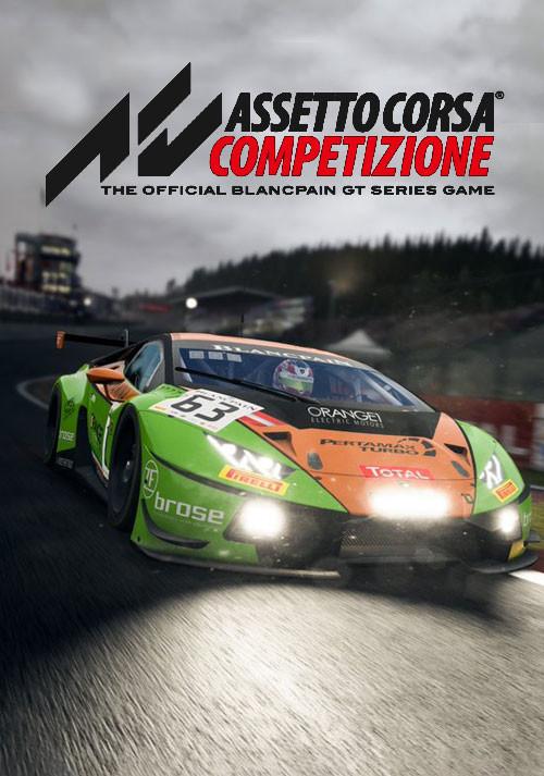 Assetto Corsa Competizione (PC) klucz Steam