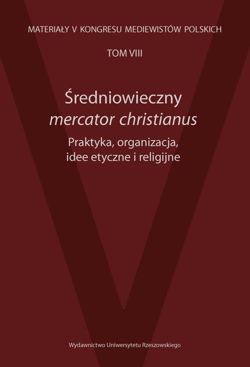 Średniowieczny mercator christianus