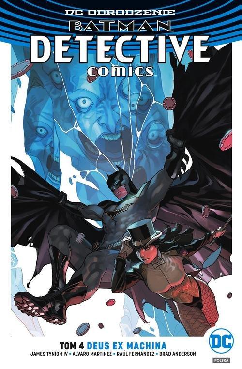 Batman Detective Comics Tom 4 Deus Ex Machina