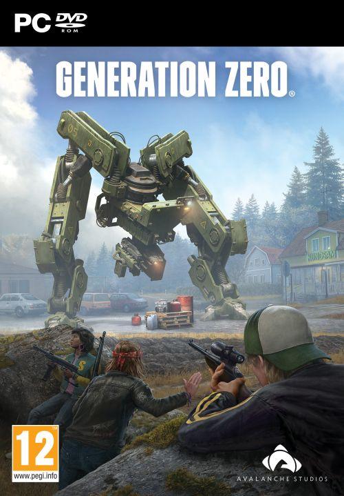 Generation Zero (PC) PL