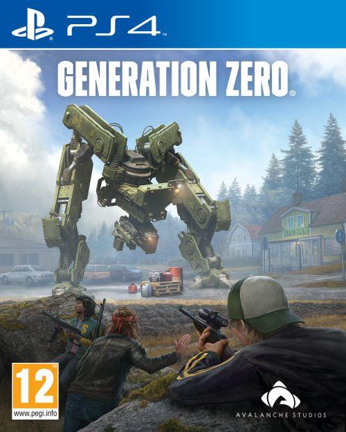 Generation Zero (PS4) PL + DLC