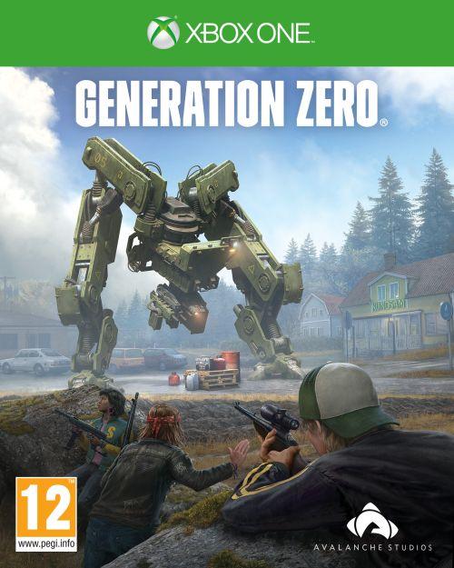 Generation Zero (XOne) PL
