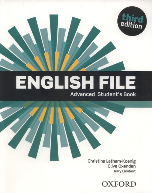 English File 3E Advanced Student's Book