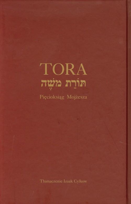 Tora Pięcioksiąg Mojżesza