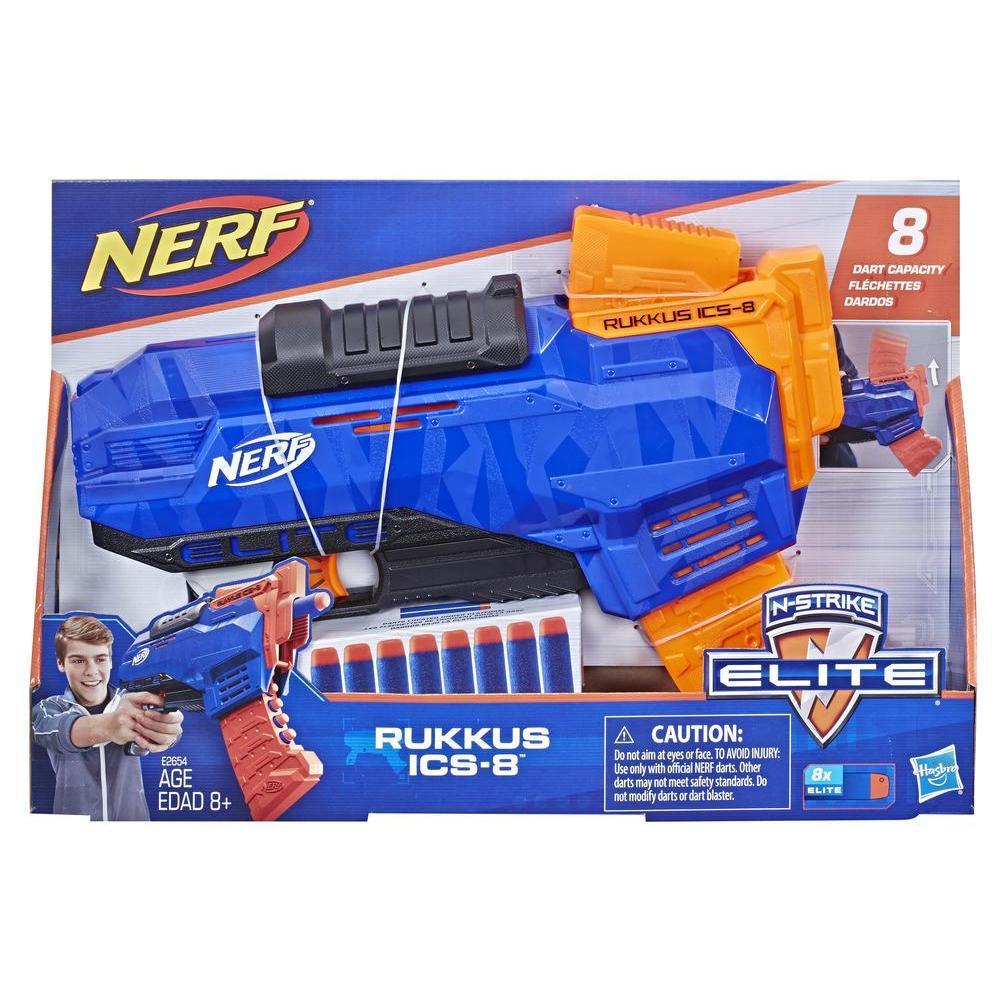 Wyrzutnia Nerf Elite Ruckus