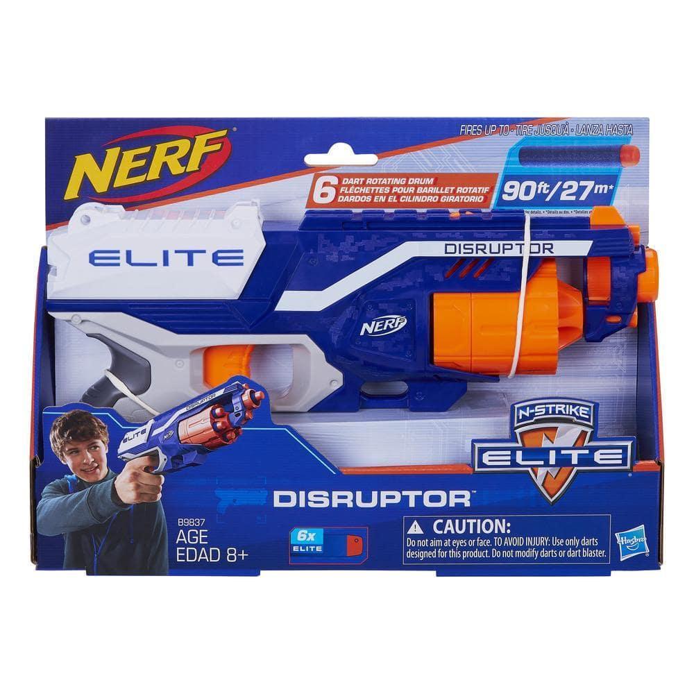 Wyrzutnia Nerf N-Strike Elite Disruptor