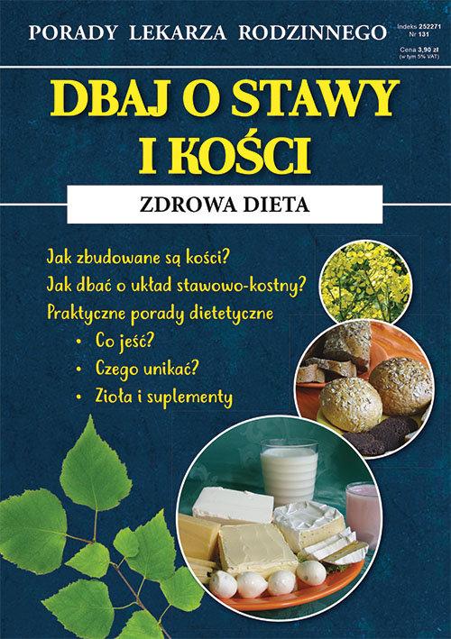Dbaj o stawy i kości Zdrowa dieta