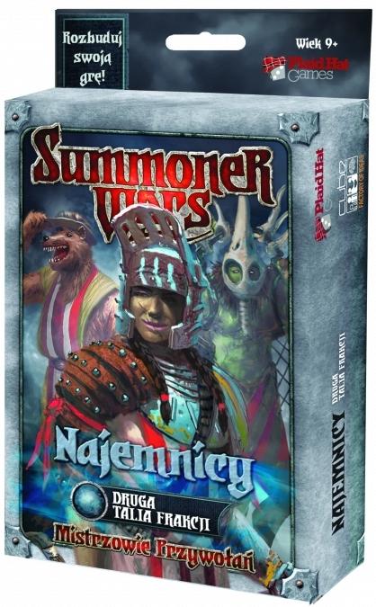Summoner Wars: Najemnicy - Druga Talia (Gra Karciana)