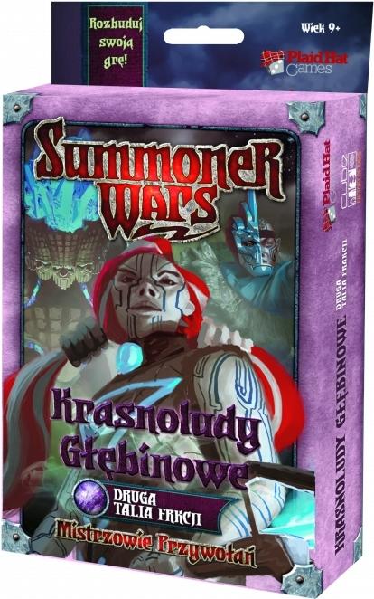 Summoner Wars: Krasnoludy Głębinowe - Druga Talia (Gra Karciana)