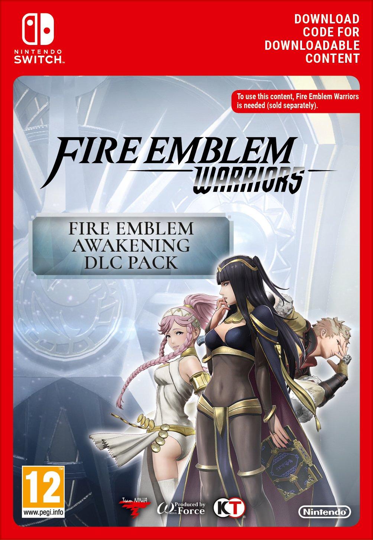 Fire Emblem Warriors: Fire Emblem Awakening Pack DLC (Switch DIGITAL)
