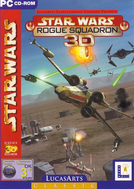 STAR WARS: Rogue Squadron 3D (PC) klucz Steam
