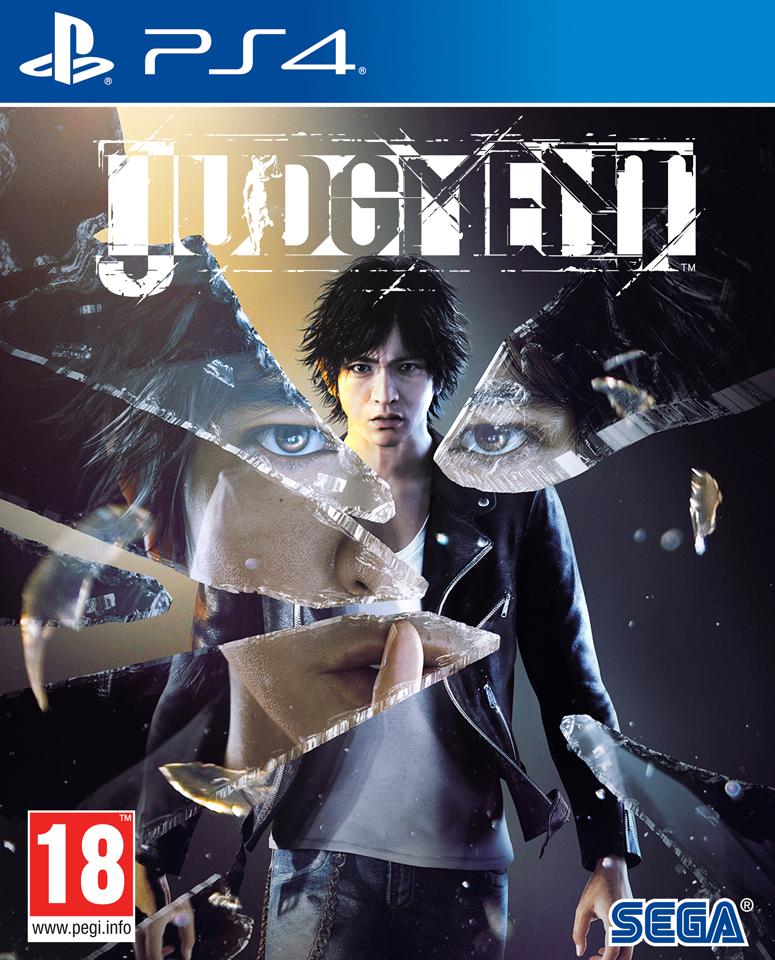 Judgment (PS4) + BONUS!