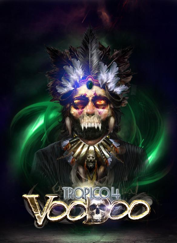 Tropico 4: Voodoo DLC (PC) klucz Steam