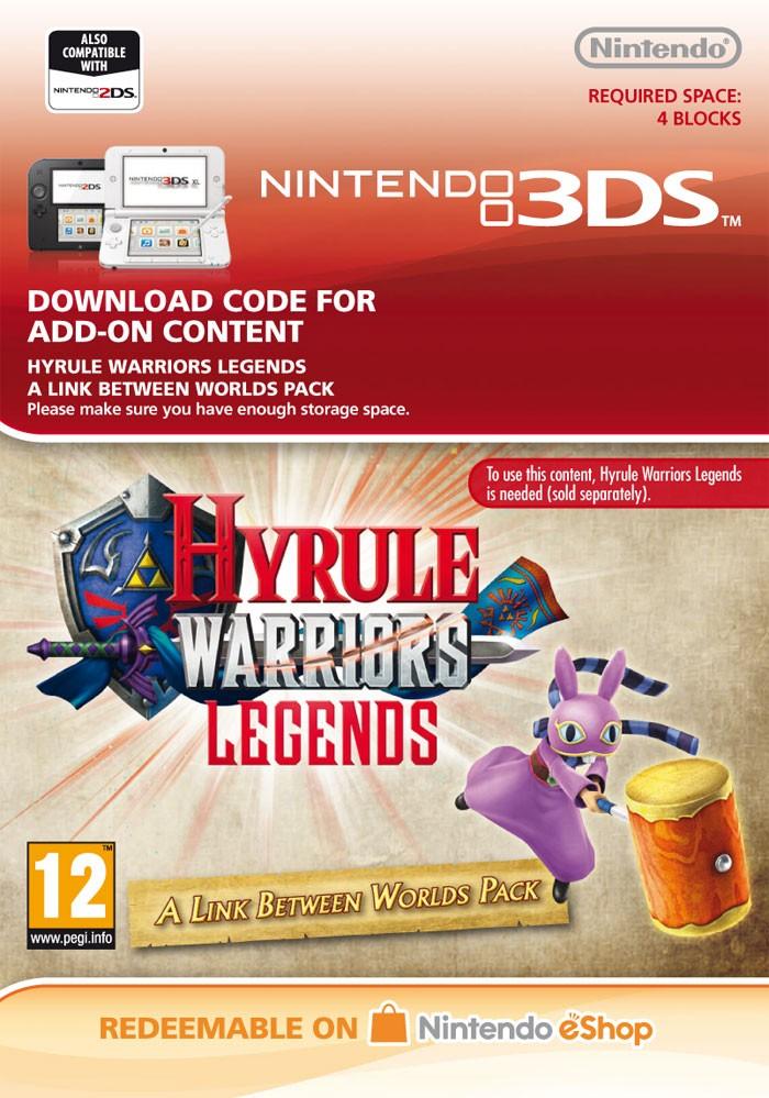 Hyrule Warriors Legends: A Link Between Worlds Pack (3DS DIGITAL)