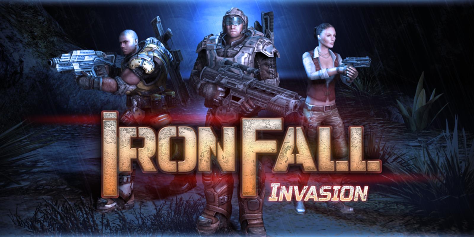 Ironfall: Invasion Multiplayer (3DS DIGITAL)