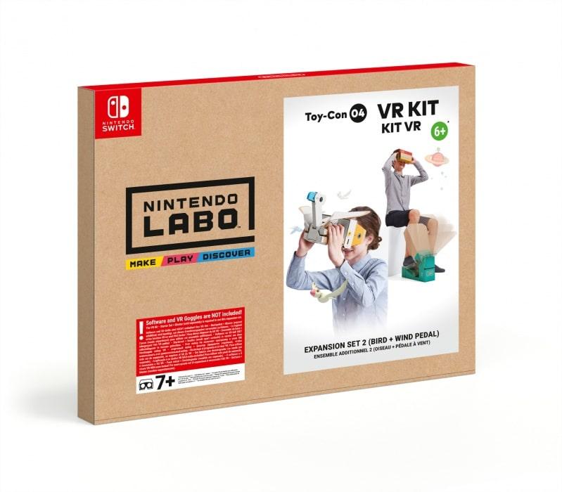 Nintendo Labo VR Kit - Expansion Set 2 (Switch)