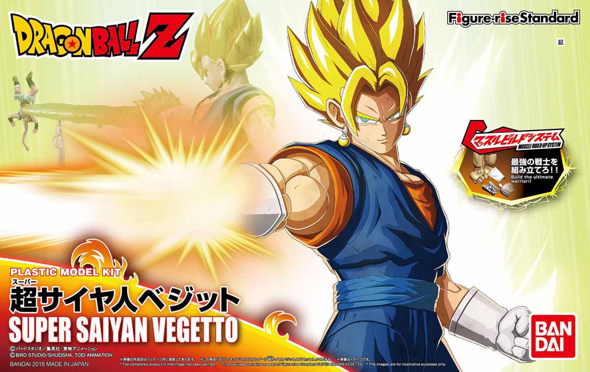 Figurka Dragon Ball FIGURE RISE DBZ VEGETTO