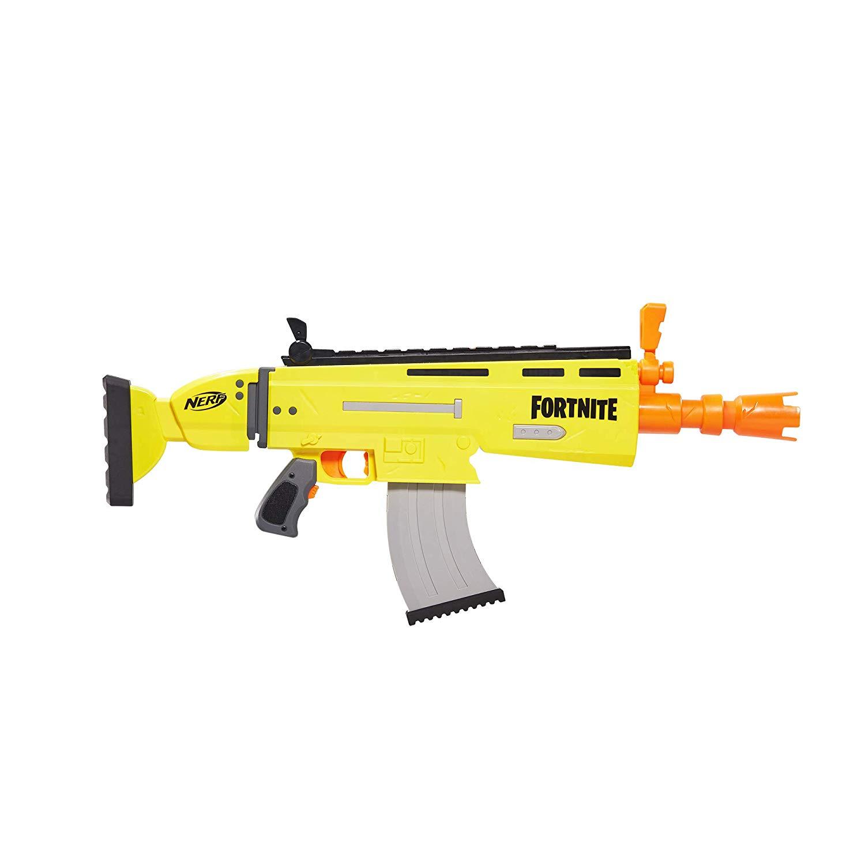 Wyrzutnia NERF Fortnite AR-L Elite Dart Blaster E6158