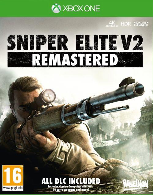 Sniper Elite V2 Remastered (XOne) PL
