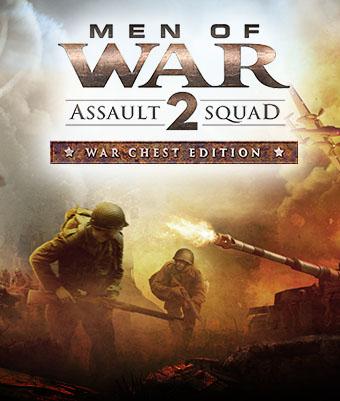 Men of War : Assault Squad 2 War Chest Edition (PC) DIGITÁLIS (Steam kulcs)