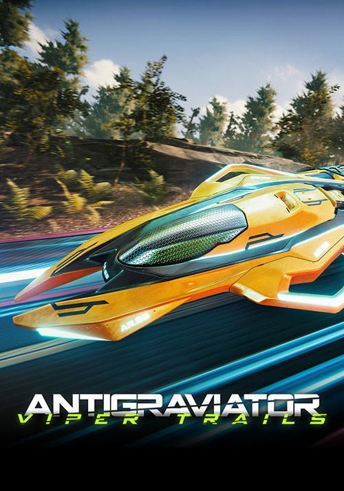 Antigraviator: Viper Trails (PC) Klucz Steam