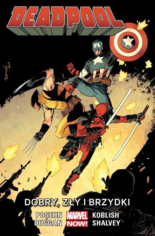 Deadpool: Dobry, zły i brzydki Tom 3