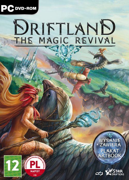 Driftland: The Magic Revival (PC) PL