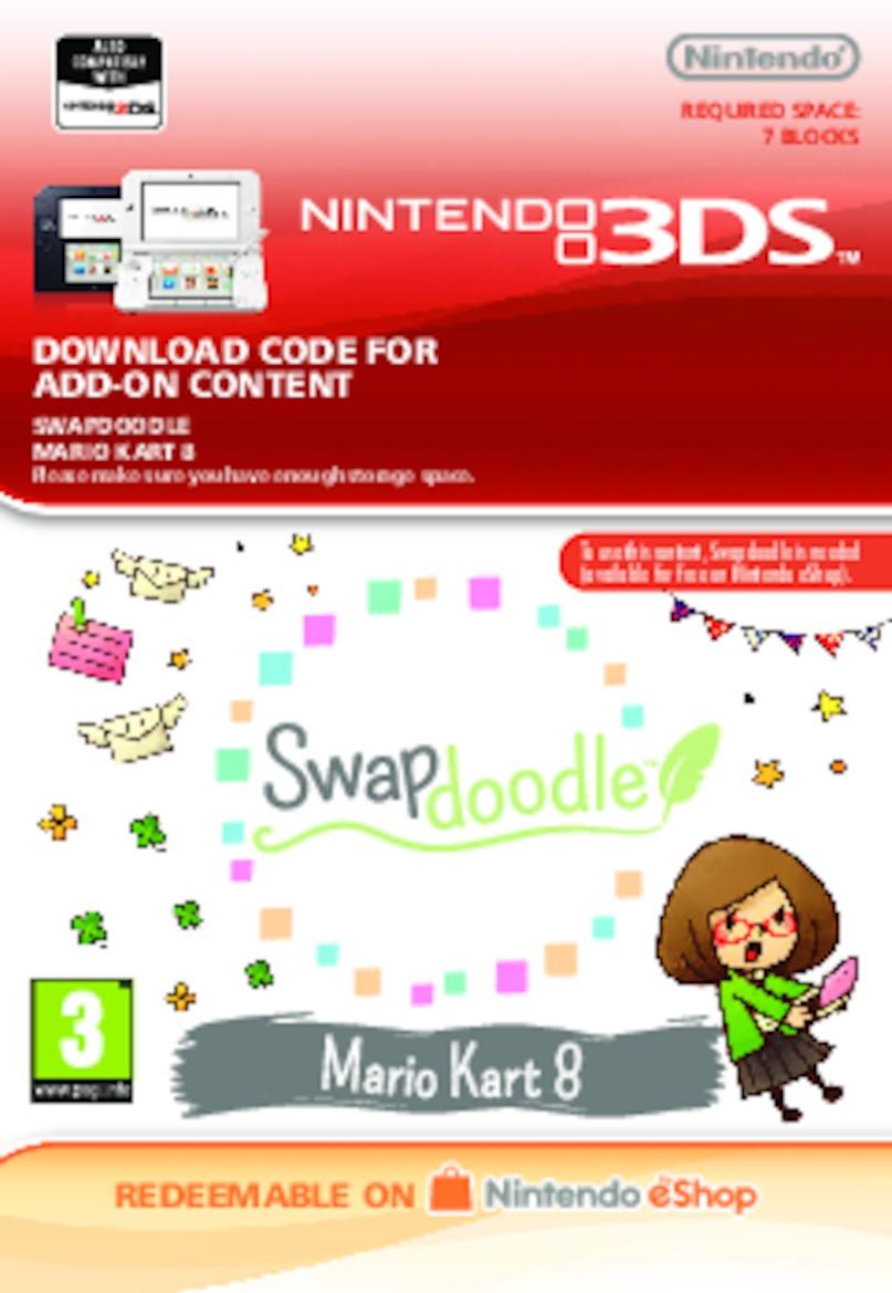 Swapdoodle - Mario Kart 8 (3DS) DIGITAL