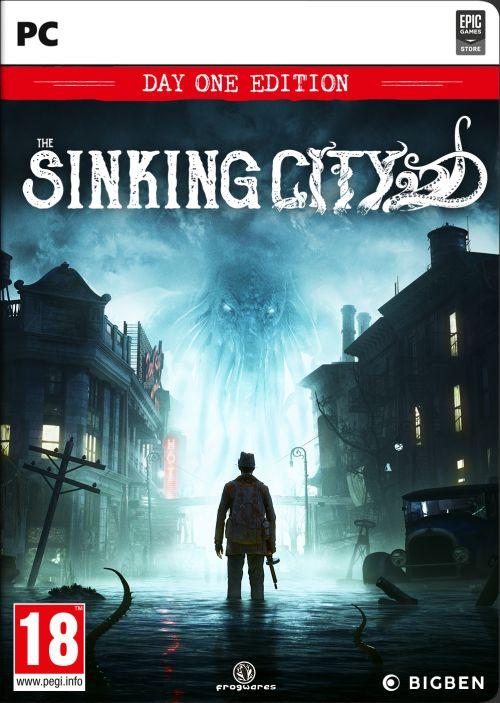 Sinking City Day One Edition (PC) PL + BONUS!