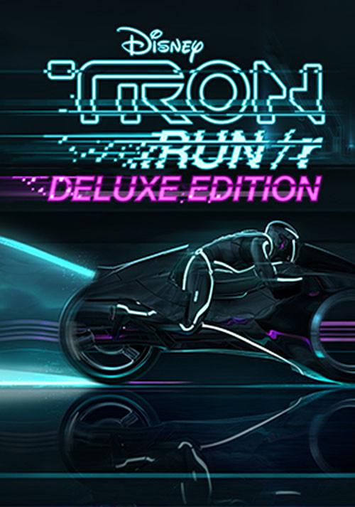 TRON RUN/r: Deluxe Edition (PC) klucz Steam