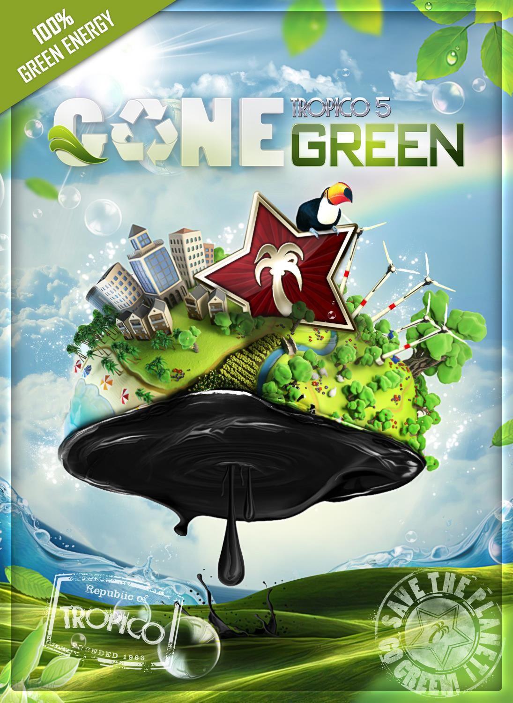Tropico 5 - Gone Green (PC) klucz Steam