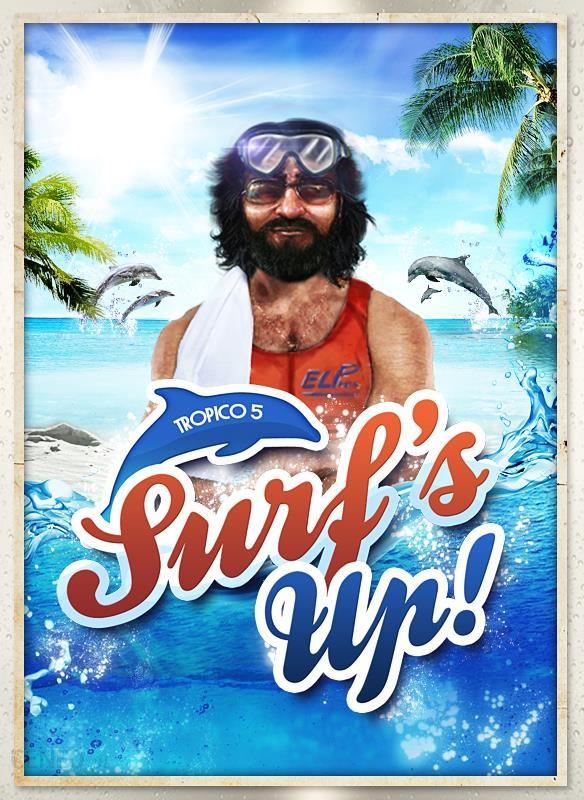 Tropico 5 - Surfs Up! (PC) klucz Steam