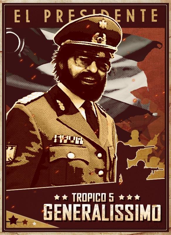 Tropico 5 - Generalissimo (PC) klucz Steam