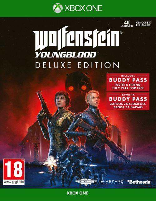 Wolfenstein Youngblood Deluxe Edition (XOne) PL + BONUS!