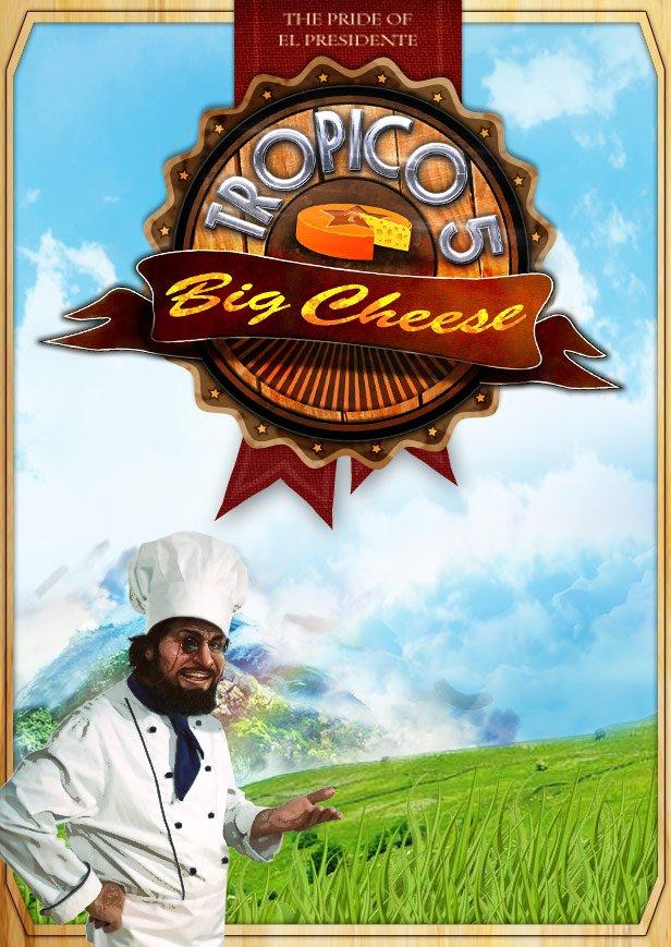 Tropico 5 - The Big Cheese (PC) klucz Steam