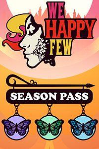 We Happy Few - Season Pass (PC) DIGITÁLIS (Steam kulcs)
