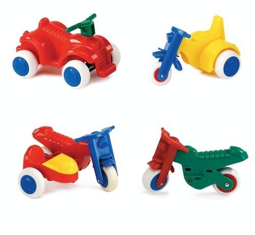 Pojazdy Motory Chubbies mix