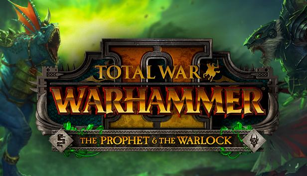Total War: Warhammer II - The Prophet & the Warlock DLC (PC) DIGITÁLIS (Steam kulcs)
