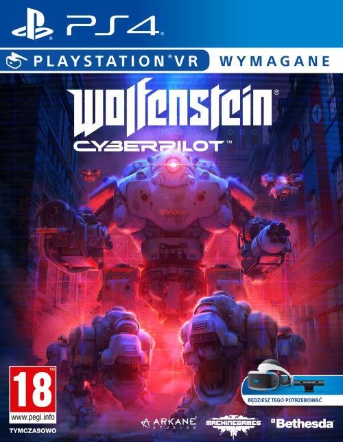 Wolfenstein: Cyberpilot VR (PSVR) PL