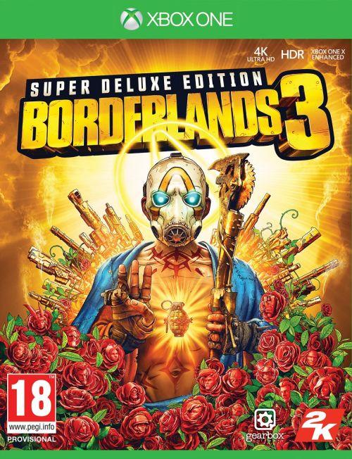 Borderlands 3 Super Deluxe Edition (XOne) + BONUS!