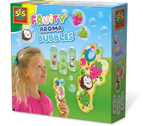 Bańki mydlane o zapachu owocowym 3x200ml