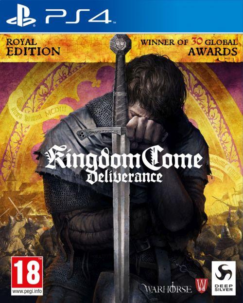 Kingdom Come: Deliverance Royal Edition (PS4) PL